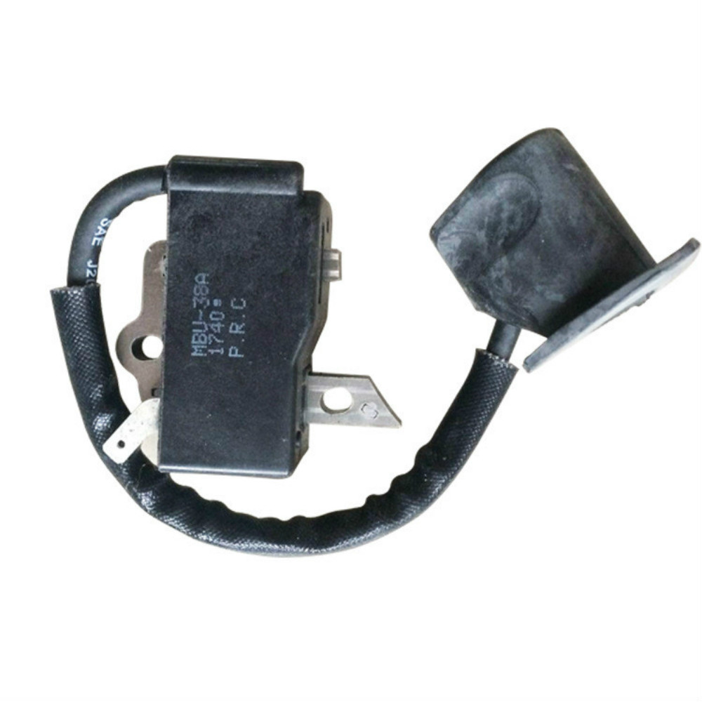 GENUINE OLEO MAC IGNITION COIL FITS FOR OLEO-MAC BV300 Gasoline Engine Blower Spare Parts genuine ignition coil fits oleo mac brushcutter om43 om36 om44 om37 om38 trimmer ignitor lead magneto emak 61250015br