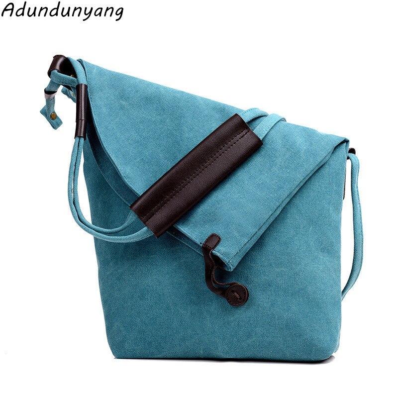 2017 Original Fashion Woman Canvas Bags Women Casual Shoulder Bag Famous Brand Female Messenger Bags Bolso Ladies Crossbody Bag