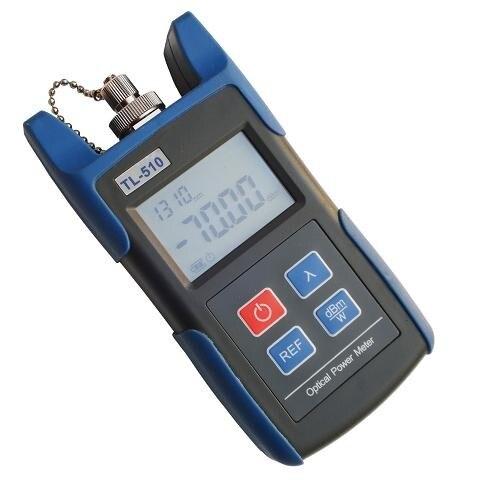 Mini handheld Fiber Power meter TL-510 Best price Fiber optic meter TL510 laser power meter Fiber optic tester -70-10 -50-26dBn посудомоечная машина korting kdi 45130 белый