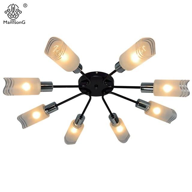 Klassieke Moderne Plafondlamp Slaapkamer Home Verlichting E14 LED ...