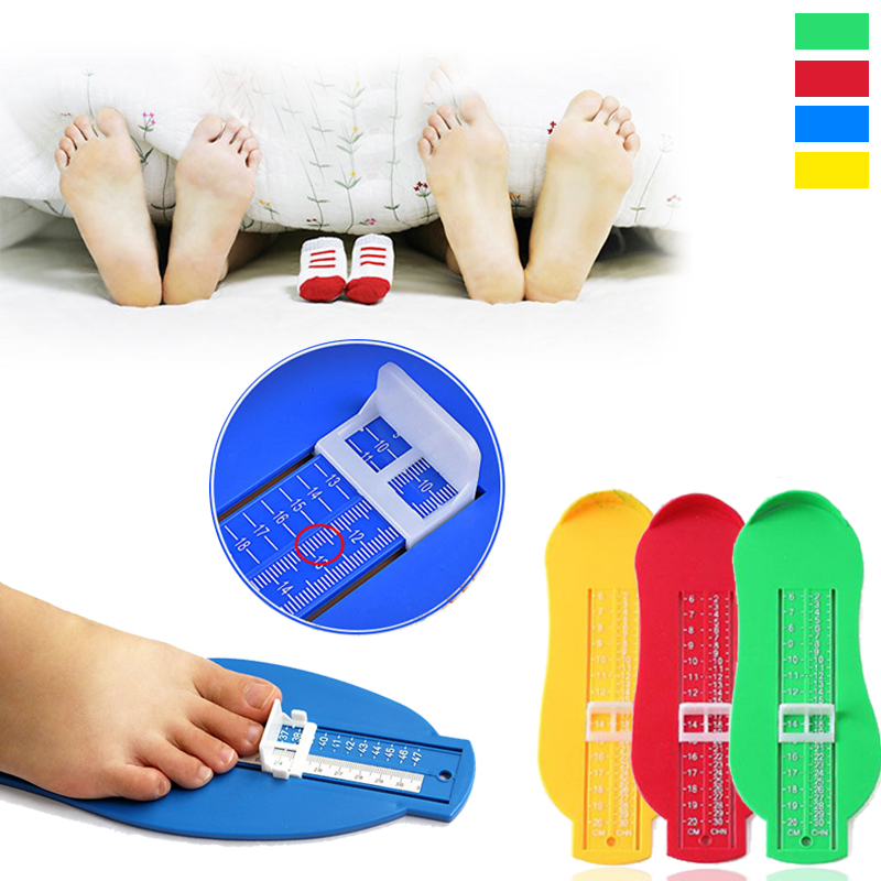 Измерительный прибор для детской стопы, обувь, фитинги, размер, измерительный калькулятор, линейка