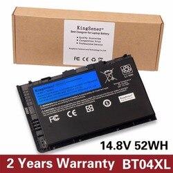 KingSener New BT04XL Battery for HP EliteBook Folio 9470 9470M 9480M Series HSTNN-IB3Z HSTNN-DB3Z HSTNN-I10C BA06 687517-1C1