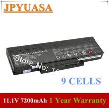 7XINbox 11.1V 7200mAh BATEL80L6 BATEL80L9 Laptop Battery For COMPAL EL80 EL81 FL90 IFL90 FL91 HL91 HL90