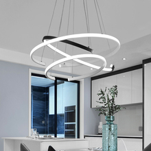 LICAN Modern Led Pendant Lights For Dining Living Room Bar suspension luminaire suspendu Pendant Lamp Fixtures