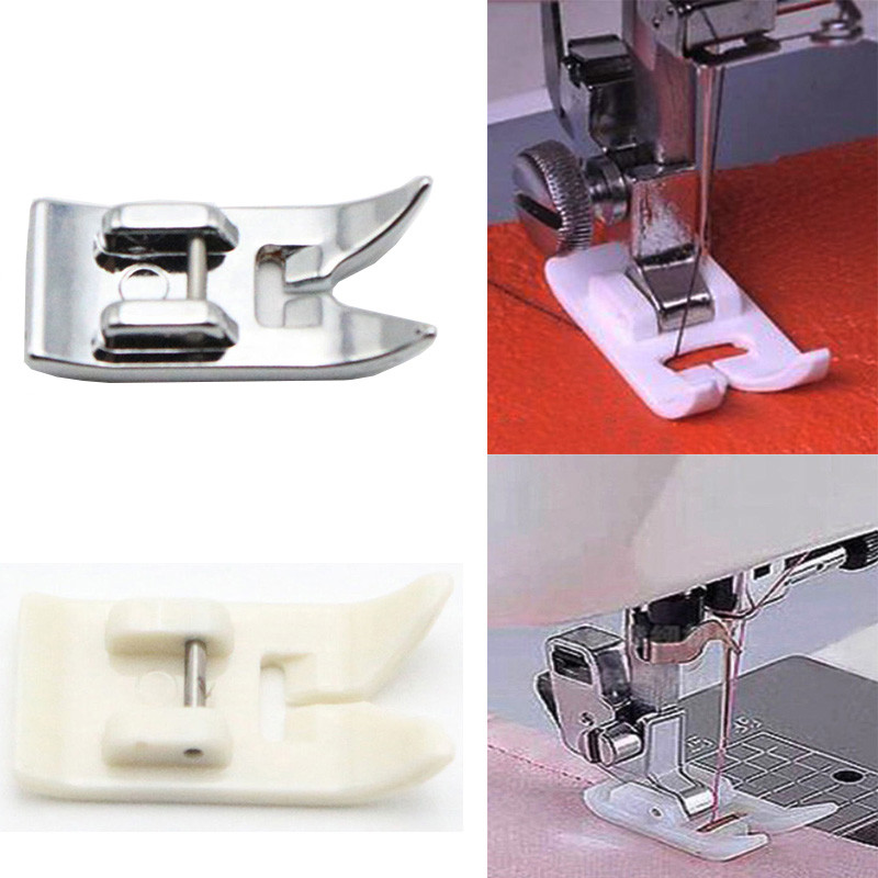 Sewing Machine Roller Foot//Feet leather high Shank Singer,Brother,Kenmore,Janome