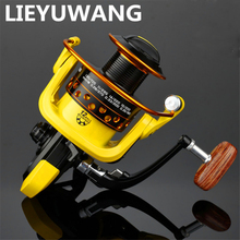 Spinning Fishing Reel Saltwater  Can Be Used in Fresh Water Speed Ratio 6.2:1 Metal Wheel