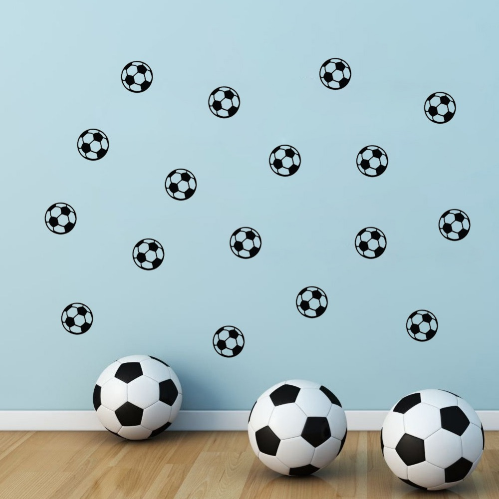 Soccer Bedroom Decorations Online Get Cheap Soccer Bedroom Decor Aliexpresscom Alibaba Group