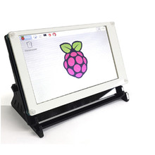 Wholesale prices RB – 05 l020 Raspberry Pi 7-inch LCD Capacitive touch LCD screen Apply to raspberries pie 2 3 era
