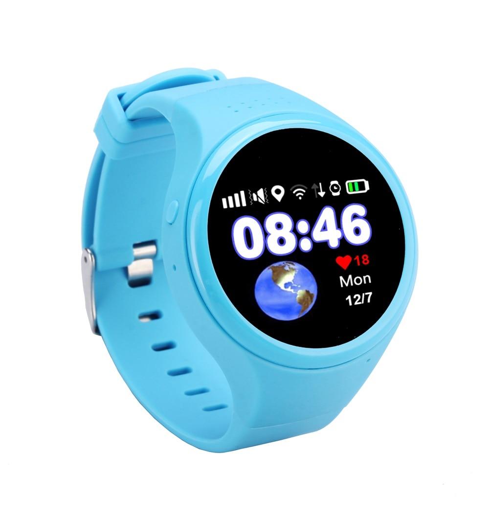 Super GPS tracking watch for Children old man T88 Smart watch SOS Emergency 1.22 touch screen Anti-lost WIFI LBS AGPS GPS watch smart baby watch q60s детские часы с gps голубые