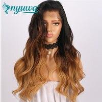 150% Плотность 13x6 Синтетические волосы на кружеве Человеческие волосы Искусственные парики с ребенком волосы бразильские волосы девственни