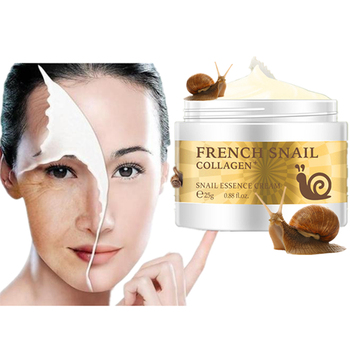 Buy 3 Get 1 Gift Dimollaure Anti-Aging Snail cream Repair damage Anti Wrinkle Moisturizing Nourishing Hyaluronic acid face cream
