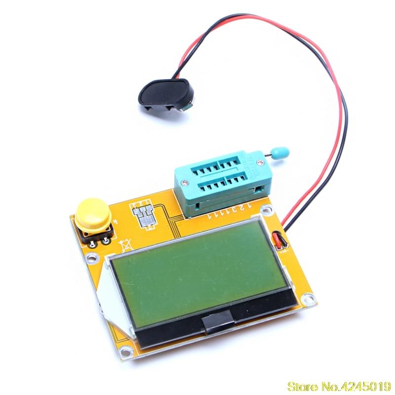 Nova alta qualidade LCR-T4 transistor tester diodo