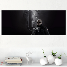 Rainbow Six Siege Painting Home Decor Canvas Poster  Piece Oil Painting Picture Panel Print Living Room Wall Art Modern 10-20