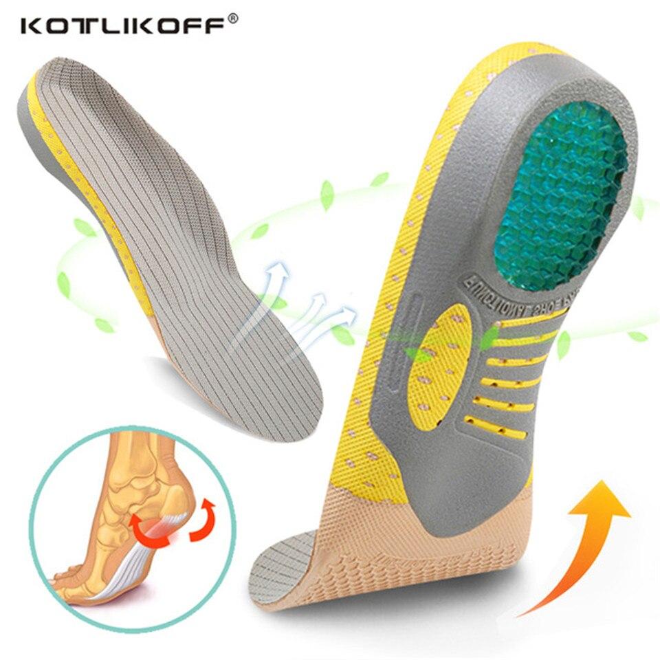 PVC Orthopädische Einlegesohlen Orthesen flache fuß Gesundheit Sohle Pad für Schuhe einsatz Arch Support pad für plantarfasziitis Füße Pflege