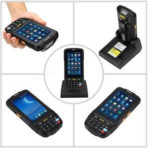 Image 5 - PL 40L große bildschirm 1d bluetooth android barcode scanner pda daten terminal scanner
