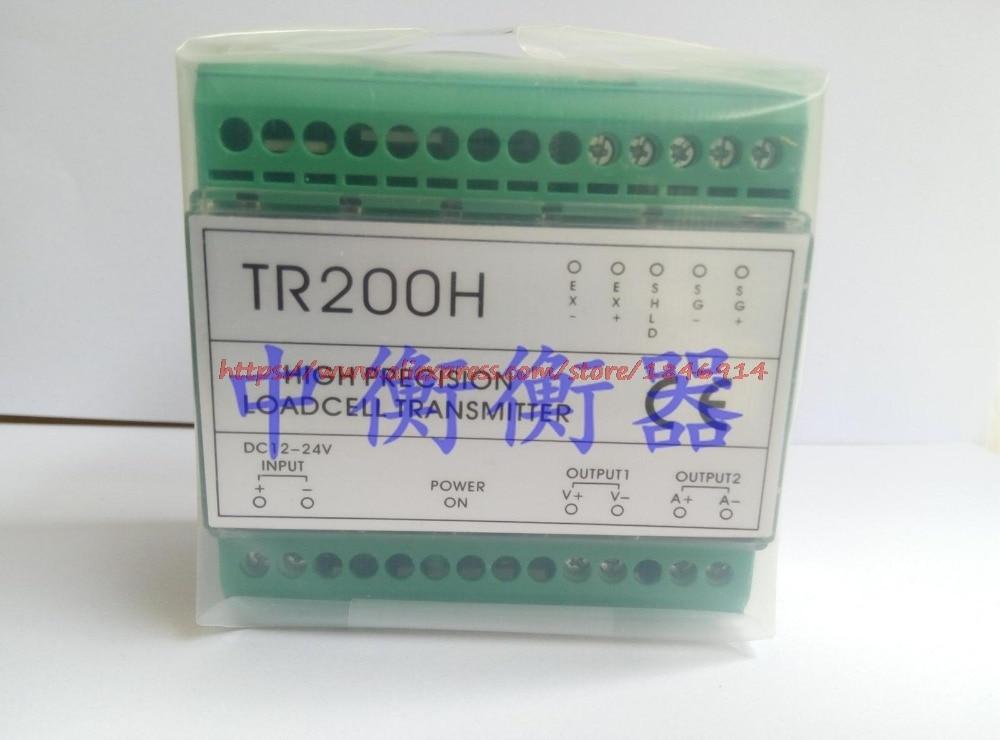 Free Shipping   TR200H Zhuhai Long Lu Weighing Transmitter / Weighing Instrument Sensor 0-30mV Signal Conversion