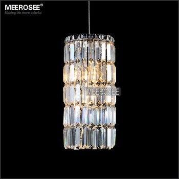 Маленькие современные подвесные светильники хрустальная Подвесная лампа Lustre de cristal столовая фойе подвесное освещение lampadari 100% гарантия