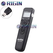 Godox Terminal line is user replaceable Digital Timer Release Camera Remote Cord UTR-N3 For Nikon D7100 D7000 D5100 D3200 D3100