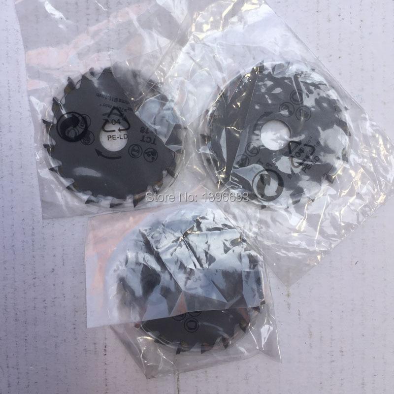 Nemokamas pristatymas 54.8x11.1mm 3vnt / partija Mini diskiniai - Ašmenys pjūklams - Nuotrauka 3