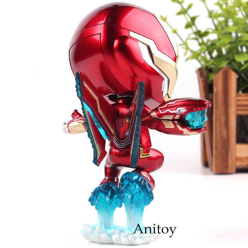 Marvel Iron Man Mark L Iron Man Action Figure Combattendo Versione PVC Collection Modello Giocattolo con la Luce Up Fuction