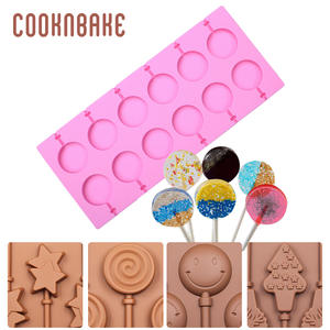 COOKNBAKE baking Chocolate Cake Decorating silicone mold
