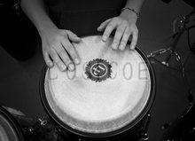 Rock Band gancio di tamburo
