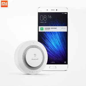 Image 5 - 100% NEW Xiaomi Mijia Honeywell Fire Alarm Detector Remote Control Audible Visual Alarm Notication Work with Mi Home APP
