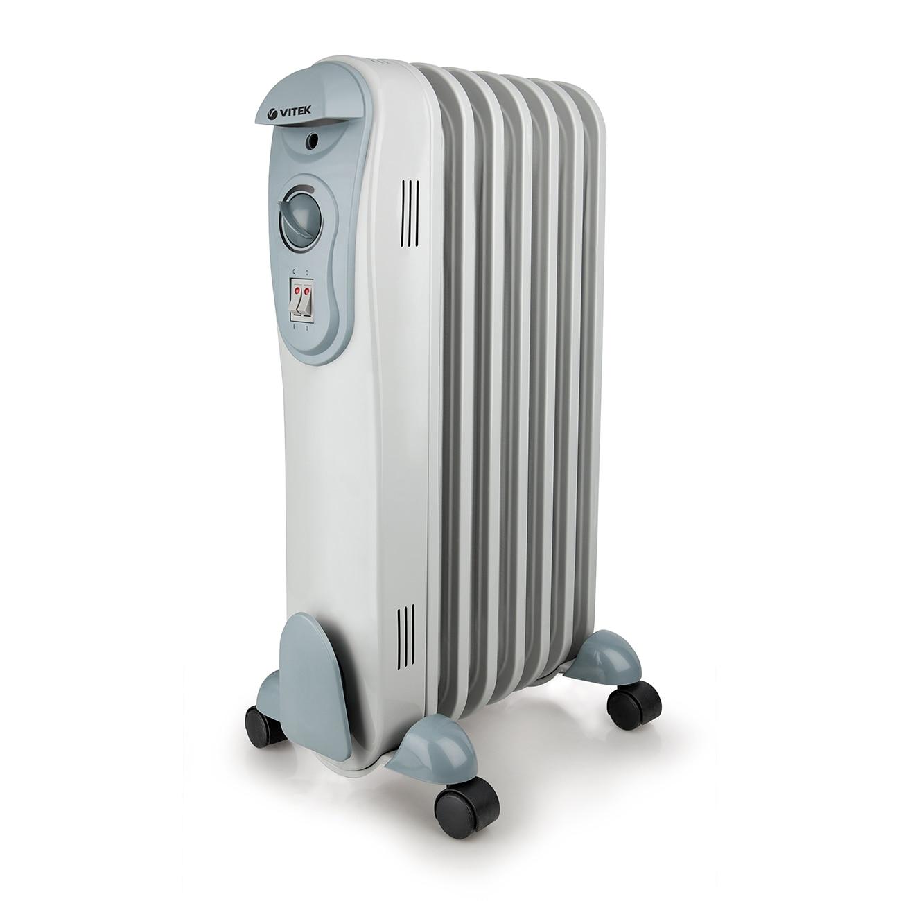 Oil radiator Vitek VT-2121 GY цена 2017