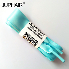 New 1-12 Pairs Pink Blue Girl Wholesale Fashion Colorful Silk Ribbon Flat Shoelaces Sneaker Sport Shoes Fantastic Shoelace Laces