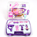 Kids Doctor Toys Classic Toy Medical Kit Pretend Toys For Kids Educational Pretend Doctor Case Toy Sets Gift