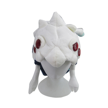 Brdwn Mouth of the Abyss Hot game KogMaw Cosplay Soft Plush Hat Cap Beanies