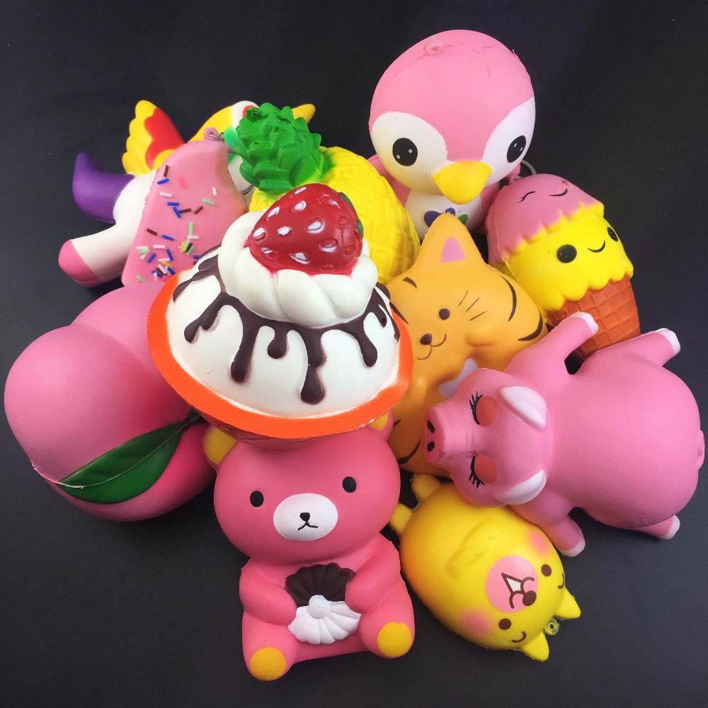 aliexpress  buy pcs/lot dhl squishies candy color