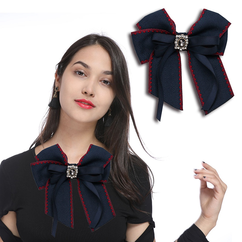 Free Shipping  Fashion Women Girls Cute Party Adjustable Bow Neck Tie 3 Colors Retail Plain Satin Waiter Student  Butterfly