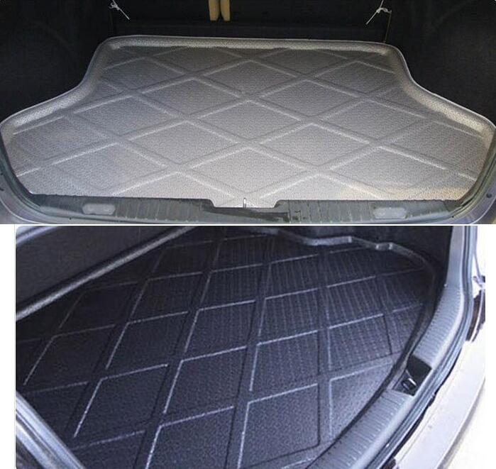 ФОТО NEW Accessories Car Styling Car Trunk Mat BOOT MAT REAR TRUNK LINER CARGO FLOOR TRAY Auto Accessories FIT FOR Mazda 6 M6