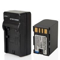 4800 мАч BN-VF823 BN-VF823U BN-VF815 BN-VF808 Батарея для JVC GZ-HD7 GZ-MG575 GZ-MG555 GR-D750 GR-D760 GZ-HD3 GR-D720 + Зарядное устройство