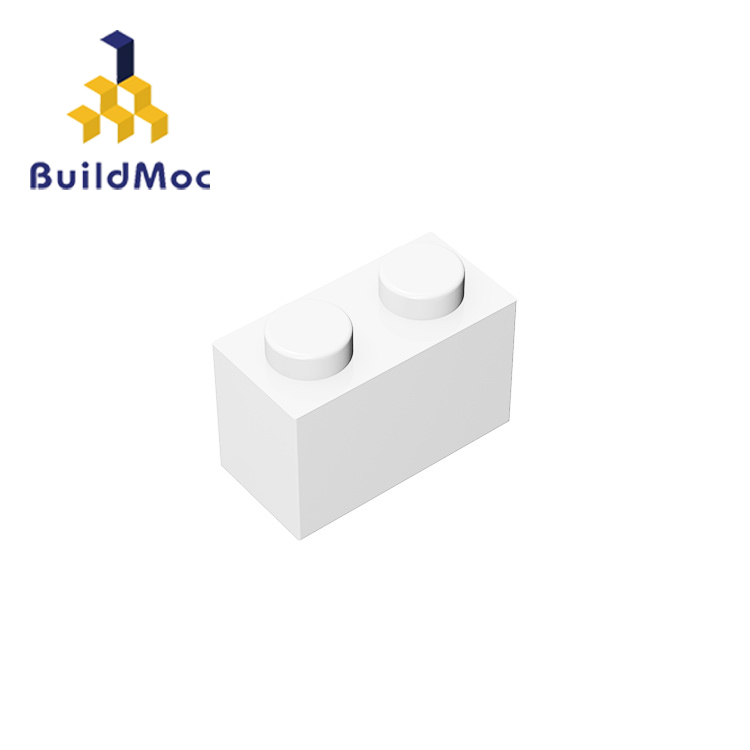 BuildMOC 3004 93792 1x2 Technic Changeover Catch For Building Blocks Parts DIY  Educational Creative Gift Toys