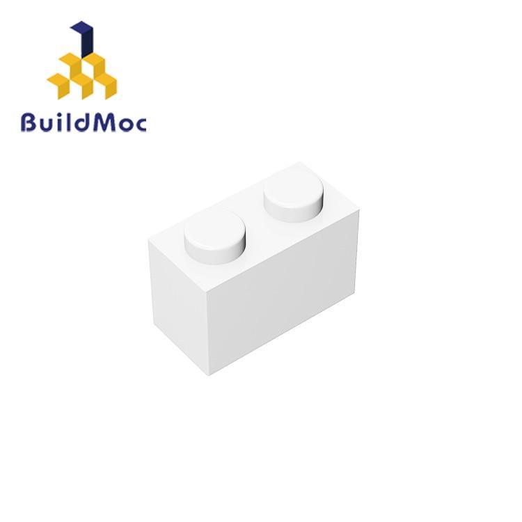 BuildMOC 3004 93792 1x2 Technic Changeover Catch для строительных блоков части DIY образовательные креативные Подарочные игрушки