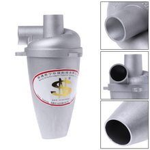 Cyclone Aluminium Alloy Vacuums Cleaner Filter Fifth Generation Turbocharged Powder Dust(China)