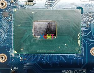 Image 3 - Материнская плата для ноутбука Dell XPS 15 9560 YV12N 0YV12N, протестированная материнская плата для ноутбука, CAM00/01, CN 0YV12N, GTX1050, 4 Гб
