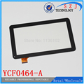 """Original 10.1 """"Tablet PC YCF0464-A YCF0464 MEDIADOS Táctil Pantalla Táctil Del Panel Digitalizador Reemplazo Del Sensor de Cristal Envío Gratis"""
