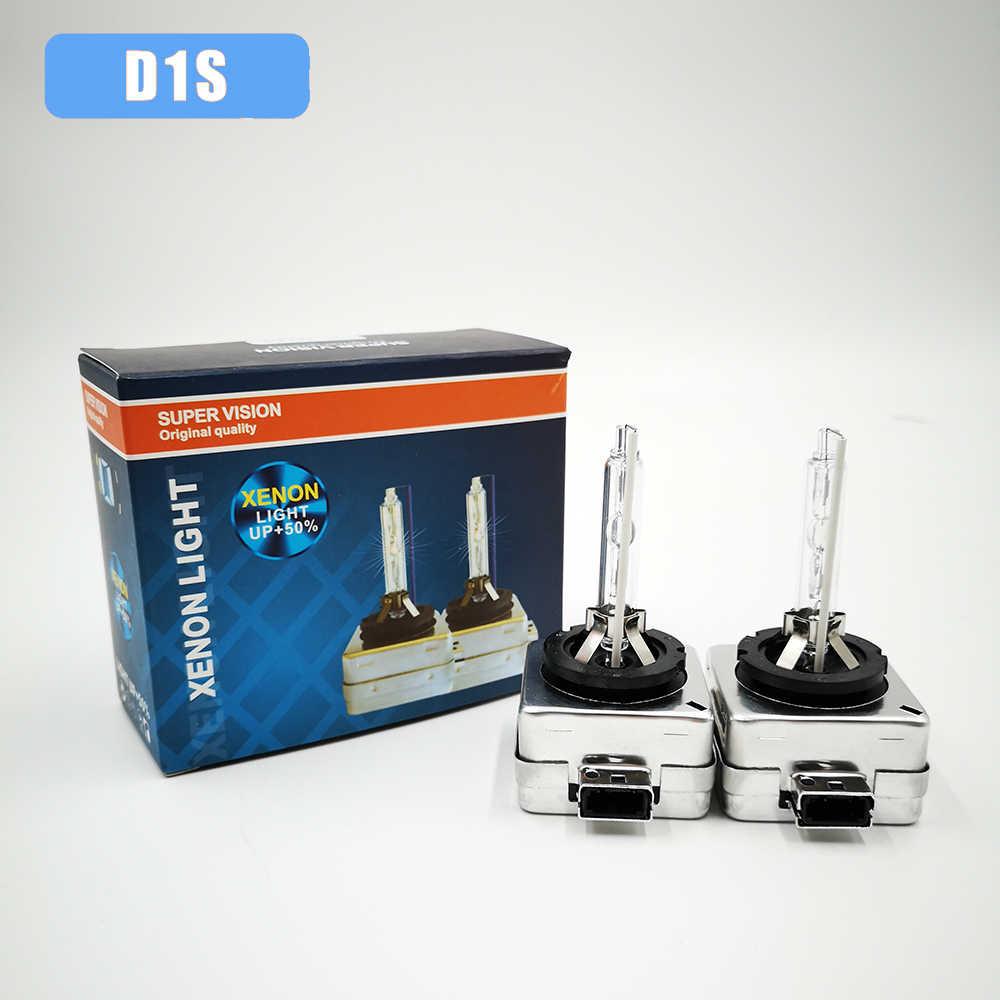 Voiture clignotant 2 pièces D1S D2S D3S D4S 4300K 5000K 6000K 8000K 10000K HID Ampoules CBI phare au xénon caché ampoule D1R D2R D3R D4R phare