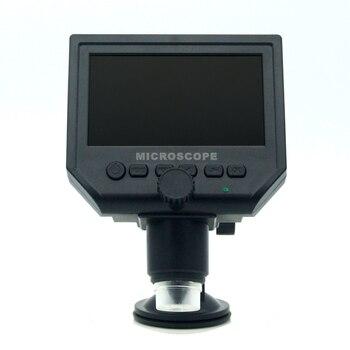 600X4,3 lcd USB цифровой микроскоп Портативный 8 светодиодный 3.6MP VGA электронный HD видео микроскопы эндоскопическая увеличительная камера >> NewBeautifulLife Store
