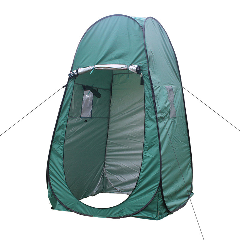 Portable Pop Up outdoor automatic shower tent changing room dressing ...