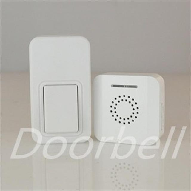 Best for old people,Wireless doorbell.38 loud rings. No battery. convenient home cordless door bell. Long distance70m doorbell