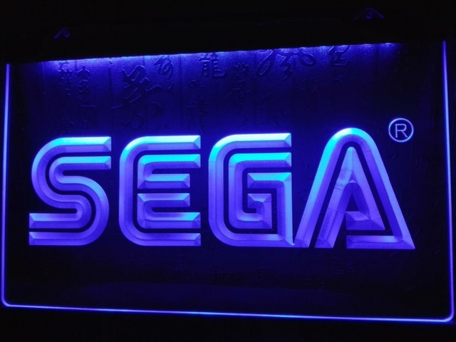 LH Sega LED Neon Light Signin Plaques Signs From Home - Car sign with namesonline get cheap d led sign aliexpresscom alibaba group