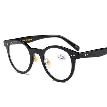 e82907fc7d 2018 gafas de lectura sin montura para hombres y mujeres con lupa de  dióptero para ver marco amarillo rojo azul + 1,0 + 1,5 + 2,0 + 2,5 + 3,0