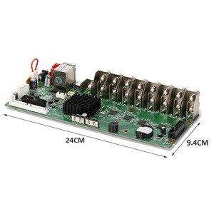 Image 2 - GADINAN AHD 16CH 1080N กล้องวงจรปิดเครื่องบันทึกวิดีโอเครือข่าย H.264 16 Channel Hybrid AHD/CVI/TVI/CVBS HDMI เอาต์พุต DIY 5 in 1 บอร์ดหลัก
