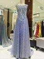 MYEDRESSHOUSE Couture Glitter Em Pó de Malha Longo Vestido de Noite Buraco Da Fechadura de Volta Vestido da Ocasião 17MYED028
