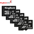 KINGBANK TF карта 128 ГБ Micro SD Карты UHS-I Class 10 Карт Памяти Trans Flash Карты
