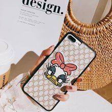 Case Etui iPhone Donald / Daisy